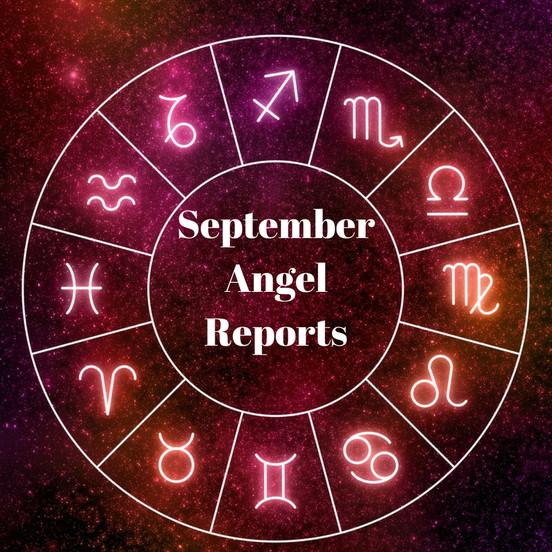 September 2018 Zodiac