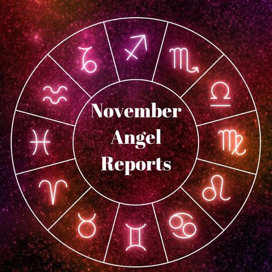November 2018 Zodiac