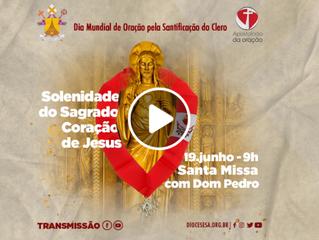 Transmissão Dia Mundial pela Santificação do Clero