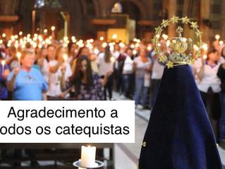 Mensagem de Dom Pedro a todos os catequistas