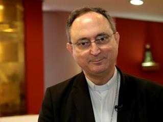 Presidente da CNBB fala dos verdadeiros símbolos da Páscoa: o cordeiro e o círio Pascal