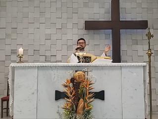 Missa de Corpus Christi e Posse Pe. Renato Fernandez