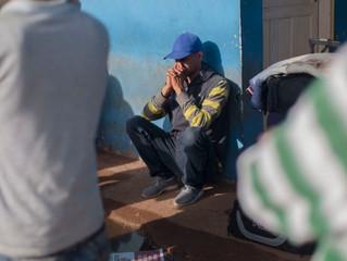 """""""Imigrantes não são perigo, estão em perigo"""""""