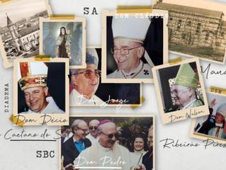 Tríduo inicia comemorações dos 65 anos da Diocese no dia 19