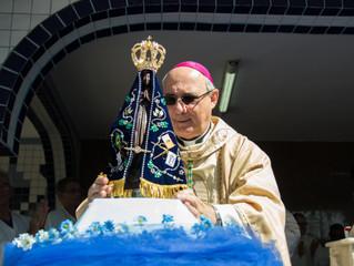 Padroeira do Brasil e do coração dos brasileiros católicos