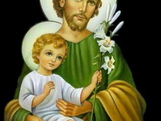 Missa Aniversário Terço de São José