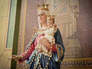 Mãe de Deus, Maria!