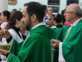 Empossado, padre Marcos quer ser a voz do povo da São Geraldo Magella