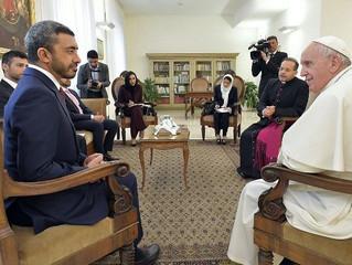 Igreja e Islã, amizade é fortalecida