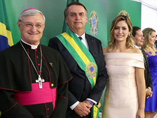 Representante do Papa participa da posse do presidente Jair Bolsonaro