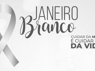 Janeiro Branco: atividades sobre a Saúde Mental em Santo André