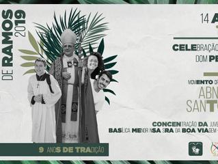Em novo local, Domingo de Ramos com Jovens acontece em São Bernardo