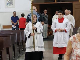 3ª missa do tríduo