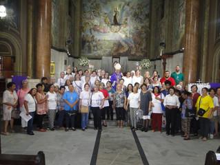 Festa da ACIES renova consagração e fortalece missão da Legião de Maria