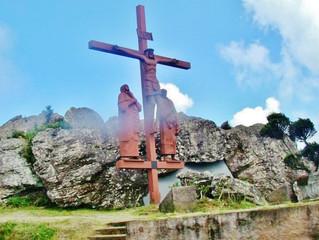"""Dom João Justino: """"A cruz é o lugar em que Deus fala no silêncio"""""""