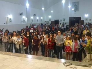 Catequese - Renovação das promessas do Batismo
