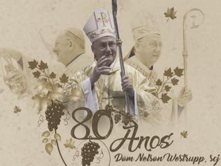 Missa Ação de Graças 80 anos - Dom Nelson Westrupp