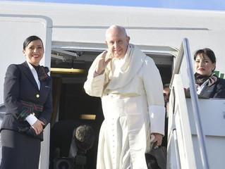 JMJ 2019: Papa Francisco a caminho do Panamá