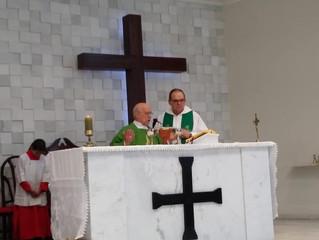 Semana da Família - Encerramento Pe. Antonio Moura