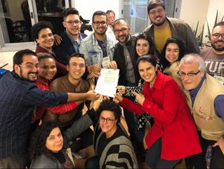Signis Brasil Jovem lança campanha de apoio ao Papa Francisco