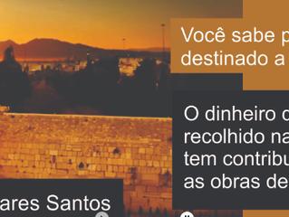 #COLABORE com a Coleta Lugares Santos