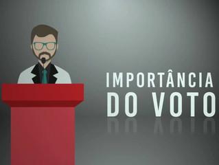 Importância de votar