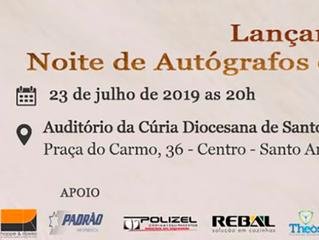 """Dom Pedro lança livro """"Palavras ao Coração"""" no dia 23 de julho"""