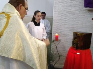 Missa da Ceia do Senhor e Lava Pés (Quinta-Feira Santa)