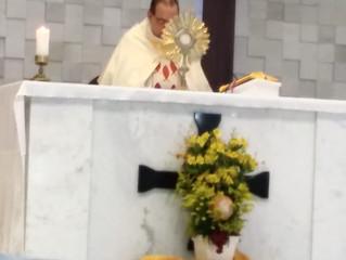 Fotos Missa Corpus Christi