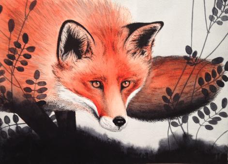 Art commission fox
