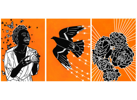 Art prints to empower women and help fight human trafficking