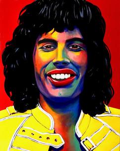 Freddie Mercury, 2021