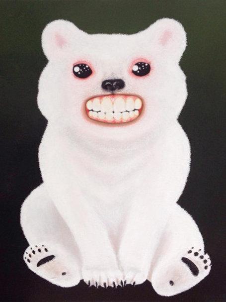 Creepy or Cute 2 Bear (original)