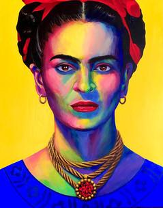 Frida Kahlo, 2021