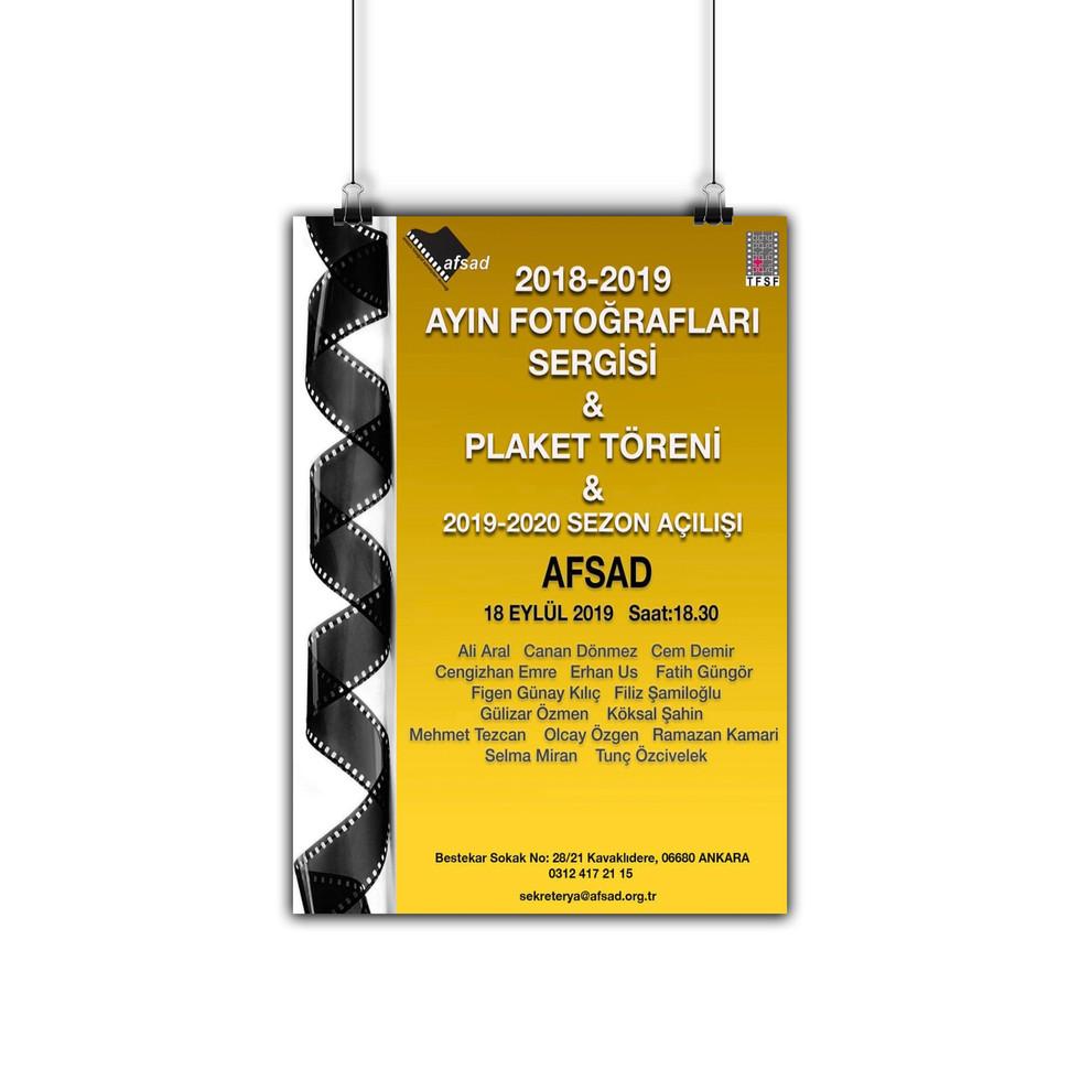 AFSAD Sezon Açılışı 2019-20 Afiş A4 SQ.j