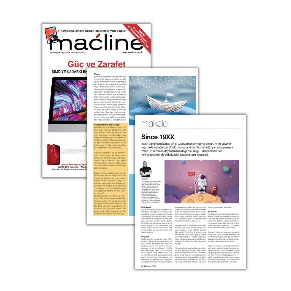MacLine June, 2019