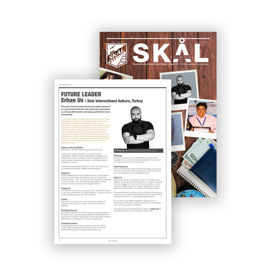 Skal Magazine SN272