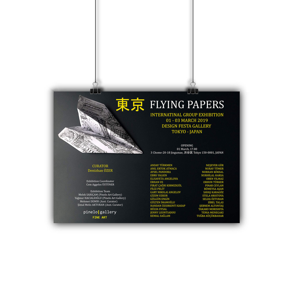 Flying Papers Japan