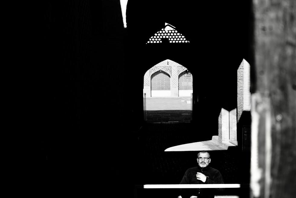 Being Stuck / Sıkışmışlık / Esfahan, Ira