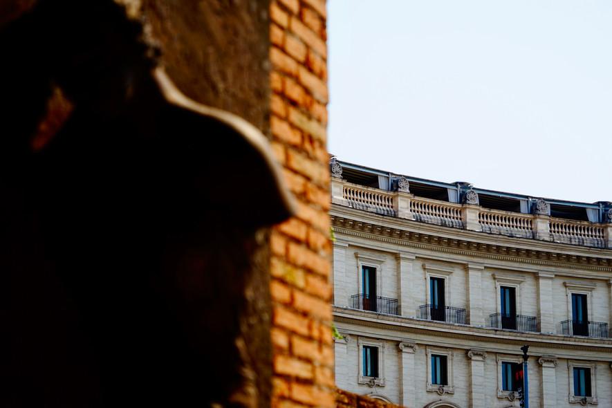 Being Ignored / Umursanmamak / Rome, Ita