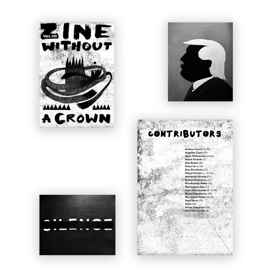 Zine Without a Crown 11.20