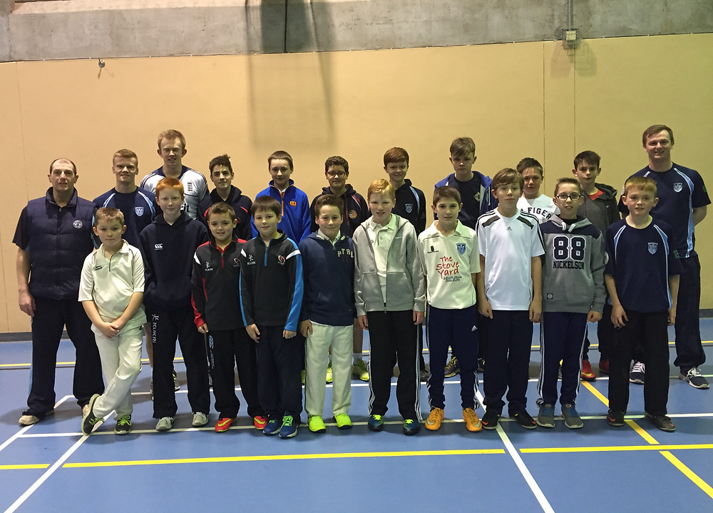 Winter Cricket Sessions