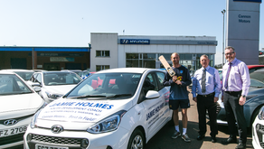 Cannon Motors continue support of CCC