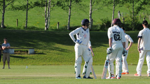 Youth Cricket: Half-Term Report