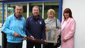 130 not out as historical bat returns home