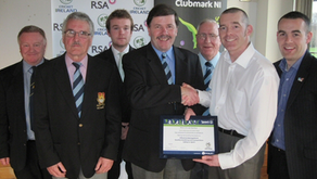 CCC receive Clubmark Accreditation