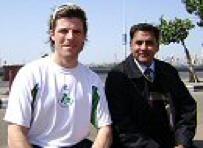 Ryan meets Snehal in India