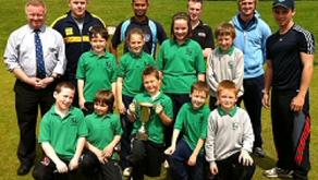 Greenisland PS win CCC Kwik-Cricket
