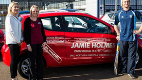 CCC bowled over by Cannon Motors
