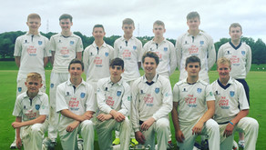 Carrickfergus Under 17's win Colts Cup